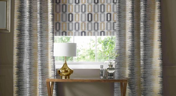 Made to Measure Roman Blinds window decoration